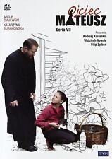 Ojciec Mateusz. Sezon 7 (BOX 4 DVD) Maciej Dejczer (Shipping Wordwide) Polish