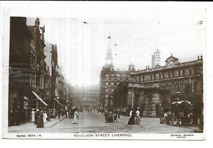 Lancashire - Ranelagh Street, Liverpool