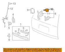 GM OEM Liftgate Tail Tailgate Trunk-Motor 23142260