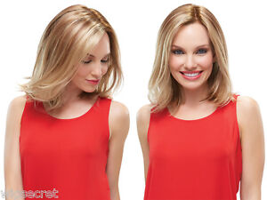 Medium Lace Front Monofilament Hand Tied Karlie By Jon Renau Straight Wigs