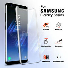Premium HD Real Tempered Glass Screen Protector Guard For SAMSUNG GALAXY S8 Plus
