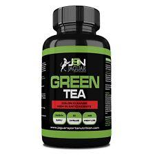 Thé Vert Haute Force 850 Mg Gélules Detox Colon Cleanse PERTE De Poids Régime Pi...