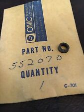 New Oem Nla Omc Outboard Carburetor Packing Washer 552070 0552070