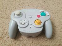 Official Nintendo GameCube WaveBird Wireless Controller Grey DOL-004 No Receiver
