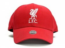 Liverpool Ventilateur LFC FOOTBALL insigne officielle Casquette Baseball Homme