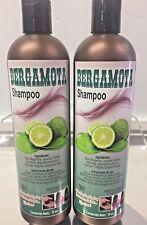 2 Shampoo de Bergamota, package of 2 botellas de Bergamota Hecho en Mexico