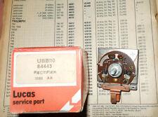 NOS Lucas Alternator Rectifier UBB110 (84443). 1973-1976 Triumph TR6 ---->