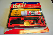 WELLER P-1KCFB CORDLESS REFILLABLE BUTANE GAS POWER SOLDERING KIT IRELAND MADE