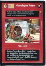 Star Wars CCG Tatooine Teemto Pagalies Podracer