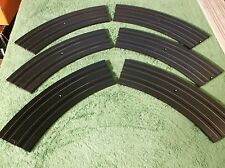 "NMINT AURORA MoDEL MoToRING 15"" 1/8 Curved T Jet Slot Car Race Set Tracks"