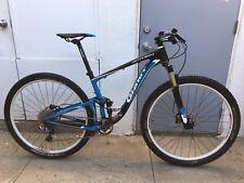 Giant Anthem X Advanced 29er 0 custom Carbon Fiber Dual suspension Mountain Bike
