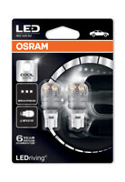 Osram Premium LED 921 Cool White 6000K Bulbs W16W (T16) Wedge 12V 3W 9213CW-02B