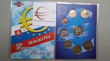 2019 SLOVACCHIA 8 monete 3,88 EURO fdc slovaquie slovakia Slovensko Eslovaquia