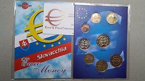 2017 SLOVACCHIA 8 monete 3,88 EURO fdc slovaquie slovakia Slovensko Eslovaquia