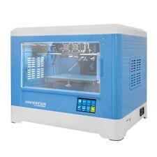 FlashForge USA INVENTOR I PRO 3D Printer with Dual ABS/PLA Extruder & Enclosure