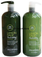 Paul Mitchell Tea Tree Lemon Sage Thickening Shampoo and Conditioner 33.8 oz New