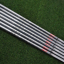 Matrix Ozik Program F15 85g .370 Parallel Graphite Iron Shafts 7pc SET Stiff