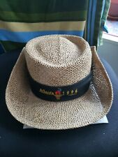 Vintage 1996 Olympic Games Collection Atlanta  Straw Hat