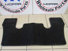 DODGE DURANGO Black 3RD Row Carpet Floor Mat NEW OEM MOPAR