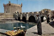 Maroc-Salé-Porto Muro con Torre (scala du Port)