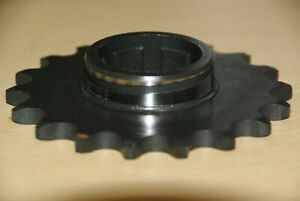 BSA g/b rear sprocket 18 teeth WM20 Ritzel 18 zähne 520chain 24-4280WD für Filz