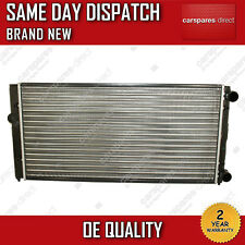 VW GOLF MK3 / VENTO 1.6, 1.8, 1.9, 2.0 MANUAL RADIATOR 91-99 *NEW* 1H0121253Q