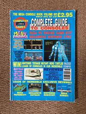 CVG Complete Guide To Consoles Vol 3 Sega Nintendo PC Engine Retro