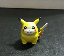 "Pokemon Pikachu 2"" Miniature Figure Tomy 1998"