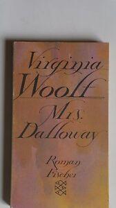 T207-  Virginia Woolf - Mrs. Dalloway - 1981