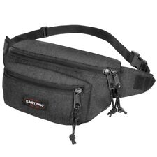 Eastpak Doggy Bag Riñonera 27 cm 3 L(gris (Black Denim))