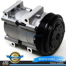 New AC Compressor 58128 FS10 for 90-01 Ford Ranger Mazda B2300 B2500 2.3L 2.5L