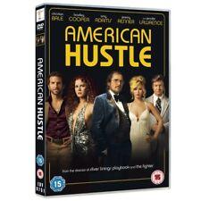 American Hustle DVD 2013 Christian Bale Amy Adams Bradley Cooper