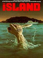 THE ISLAND 1980 SUPER 8 COLOUR SOUND 2 X 400FT CINE FILM 8MM MICHAEL CAINE
