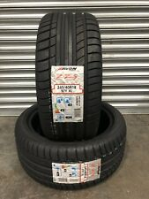 2 NEW 2454018 245 40 18 AVON ZZ5 97Y EXTRA LOAD TWO TYRES A WET GRIP RATING
