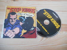 CD Punk Step Kings - Right Is Wrong (1 Song) Promo ROADRUNNER