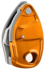 Petzl GRIGRI+ Single Rope Belay Device Descender Climbing Assisted Braking