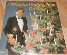 DDR Weihnachten Fröhliche Weihnachten mit Roland Neudert  Amiga Vinyl