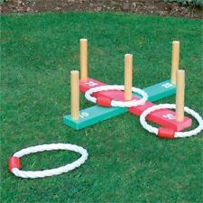 Wooden Quoits Garden Games & Activities