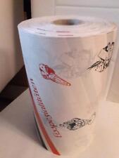 """1 Rolle Einschlagpapier """"Eis"""" Eispapier 30cm Papier Einwickelpapier 6kg"""