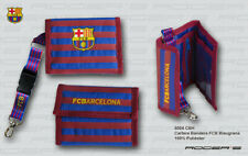 BILLETERA CARTERA MONEDERO FCB BANDERA HORIZONTAL - F.C. BARCELONA