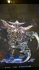 DIABLO 3 MODDED WHIRLWIND BARBARIAN WASTES GRIFT 150 NEVER DIE set XBOX ONE