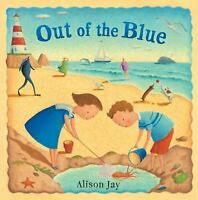 Out of the Blue by Jay, Alison-ExLibrary