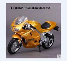 Moto Maisto pour Triumph