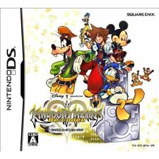 New DS Kingdom Hearts Re:coded DSi japan import