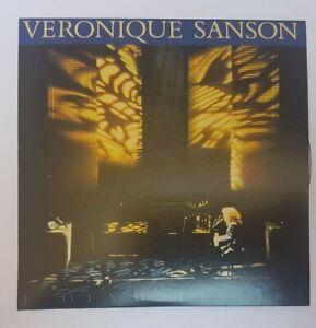 VERONIQUE SANSON en concert ♦ CD ALBUM ♦ PALAIS DES SPORTS 1986