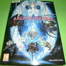 Final Fantasy XIV Online - A Realm Reborn (PC) Collector's Edition