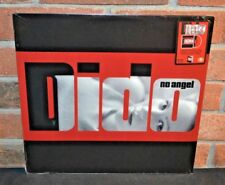 * DIDO - No Angel, Ltd RED/BLACK SPLIT COLORED VINYL LP + Booklet Sealed Bend!