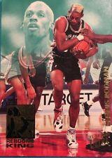 Dennis Rodman #10 1993-94 Fleer Ultra Rebound King Card #10 San Antonio Spurs #5