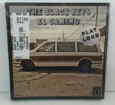 THE BLACK KEYS - El Camino (2011, CD) New/Sealed!