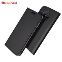 Magnetic PU Leather Flip Case Shockproof Card Cover for Motorola Moto G6